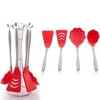 花色Stylor 厨美厨具五件套(含架子) STB-0216
