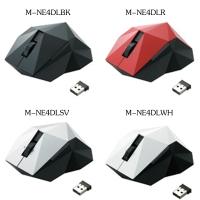 宜丽客ELECOM nendo折纸镭射无线鼠标 M-NE4DL系列