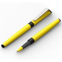 KACO雅智LUXO 柠檬黄 /广告笔/促销笔/礼品笔/中性笔/钢笔/墨水笔