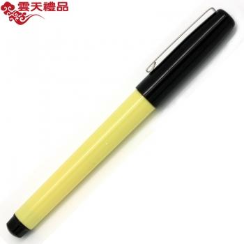KACO珍宝 黄色签字笔/广告笔/促销笔/礼品笔/中性笔/钢笔/墨水笔