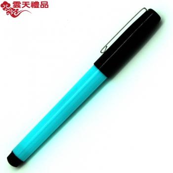 KACO珍宝 浅蓝色黄色签字笔/广告笔/促销笔/礼品笔/中性笔/钢笔/墨水笔