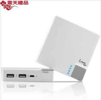 幻响(i-mu) M6 移动电源 10200毫安大容量 PICC千万承保 适用于苹果ipadiphone三星HTC小米等移动设备