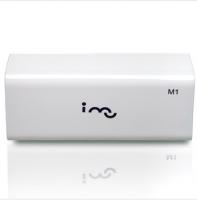 幻响(i-mu)M1移动电源 便携手机充电器 2600毫安 苹果/诺基亚/HTC/MOTO/三星适用 电量显示