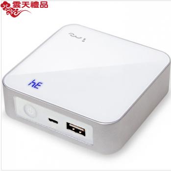 幻响(i-mu)M3移动电源 便携手机充电器 6600毫安 PICC千万承保 苹果/诺基亚/HTC/PSP适用