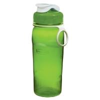 乐柏美(Rubbermaid)经典系列水瓶揭盖式590ML翠绿色