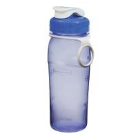 乐柏美(Rubbermaid)经典系列水瓶揭盖式590ML蓝色
