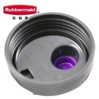 乐柏美(Rubbermaid)Tritan双层系列水瓶500ML紫色