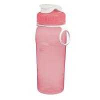 乐柏美(Rubbermaid)经典系列水瓶揭盖式590ML粉色