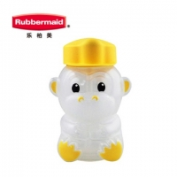 乐柏美(Rubbermaid)儿童系列水瓶卡通系列-猴子250ML