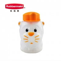 乐柏美(Rubbermaid)儿童系列水瓶卡通系列-狮子330ML