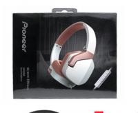 头戴式便携折叠线控通话耳机
