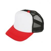 定制空白广告帽工作帽