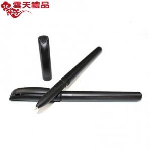 广告笔定制logo水中性笔二维码笔定做碳素笔签字笔印字