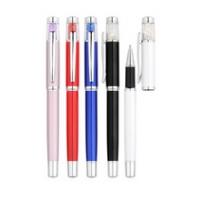 插套水晶中性笔广告笔定制