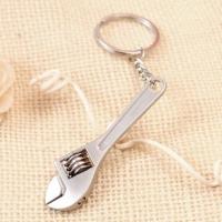 金属活动扳手钥匙扣创意仿真扳手汽车小礼品钥匙挂件定制