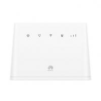 华为B311As-853插卡上网无线4G路由器全网通4G有线转wifi路由器定制