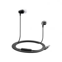 品(WOPOW) AU06入耳式立体声耳机 线控带麦耳机