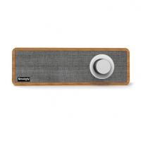Smalody新款私模便携式木质复古蓝牙音箱
