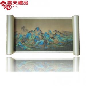 故宫出版社《千里江山图》钞券版珍藏品