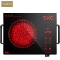 SKG 电陶炉家用不挑锅不锈钢煮茶炉