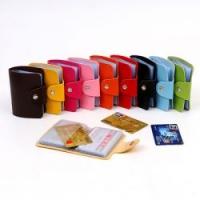 开业促销卡套 保险公司商展小礼品实用卡包定制印logo