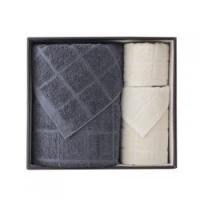洁丽雅全棉优品-6 纯棉毛巾三件套礼盒