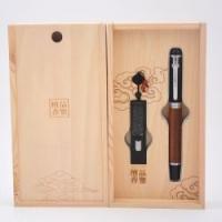 东方韵 16gU盘 檀香木质古典中国风高档创意礼品