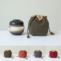 小皿快客杯陶瓷一壶一杯1人中式汝窑便携旅行茶具套装
