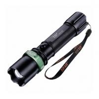 DP久量LED-521 变焦聚光强光远射可充电式手电筒