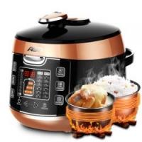 ASD/爱仕达 AP-F50E803电压力锅双胆5L智能饭煲家用高压锅