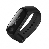 小米(MI)小米手环3代NFC版 智能运动|心率监测 NFC公交地铁移动支付| 来电|微信提醒|防水计步器手环