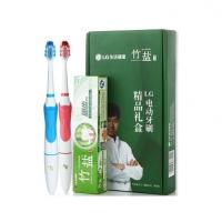 LG电动牙刷 LGD-002M成人声波震动牙刷
