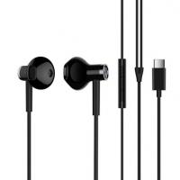 小米双单元半入耳式耳机Type-C版usb手机线控耳塞