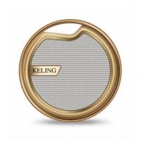 科凌(keling) A6户外运动蓝牙音箱携式音乐播放器插卡重低音炮手机无线迷你可充电音响