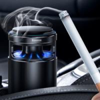 新车除甲醛除异味车内除味车载空气净化器