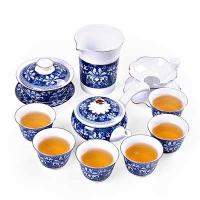 青花瓷功夫茶具套装