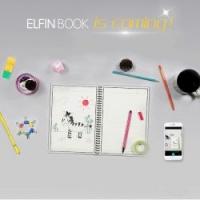 Elfinbook可重复书写笔记本App备份管理 自动扫描 智能创意记事本