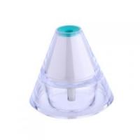 爆款新品冰山加湿器迷你USB便携创意夜灯办公桌面氧气吧