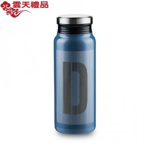 凌志运动保温杯商务礼品不锈钢大容量保温壶定制