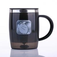 哆啦A梦 尊贵咖啡杯不锈钢卡通叮当猫马克杯