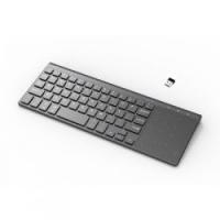 精致小型无线电脑键盘 2.4G无线电视电脑外接智能电视遥控小键盘