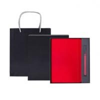 创意笔记本套装定制商务活动礼品记事本礼盒年会纪念品