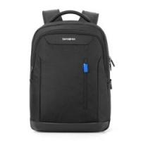 Samsonite/新秀丽双肩包男士背包 商务休闲苹果笔记本电脑包 大容量轻舒适书包