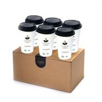 爱伲庄园 有机认证咖啡(小罐装)三种风味可供选择