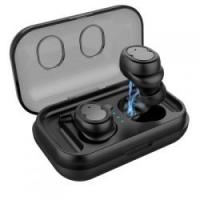 触控蓝牙耳机5.0真无线迷你隐形运动跑步耳机