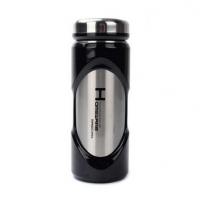 家魔仕HM-1565 力动真空直杯 双层不锈钢保温杯定制 350ml