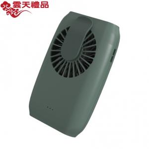 usb挂腰风扇便携式可充电降温迷你小型静音随身手拿电扇定制