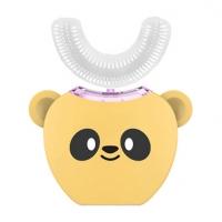 V-WHITE儿童幼儿智能全自动口含式U型电动牙刷充电式宝宝牙刷定制