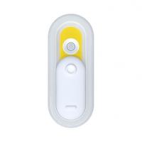智能人体感应灯USB充电卧室起夜喂奶小夜灯家用楼道LED自动感应灯定制