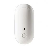 椭圆LED形遥控壁灯插座定时调光小夜灯卧室简约USB壁灯定制